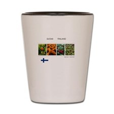 Tshirt Finland fruits new.png Shot Glass