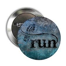 """Run by Vetro Designs 2.25"""" Button"""