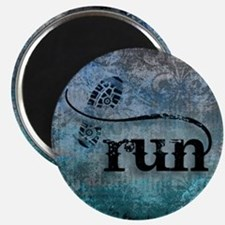 Run by Vetro Designs Magnet
