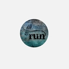 Run by Vetro Designs Mini Button