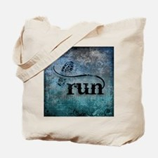 Run by Vetro Designs Tote Bag
