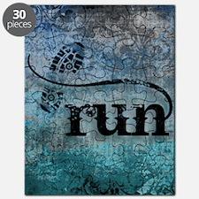 Run by Vetro Designs Puzzle