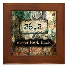 26.2 by Vetro Designs Framed Tile