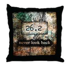 26.2 by Vetro Designs Throw Pillow