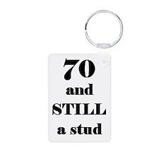 70 still stud 4 Keychains