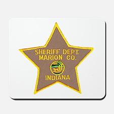 Marion Sheriff Mousepad