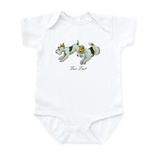 Fox Trot Terriers Infant Bodysuit