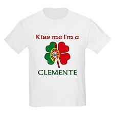 Clemente Family Kids T-Shirt