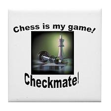 Chess Tile Coaster