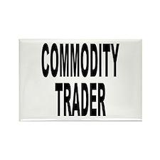 Stock Trader Rectangle Magnet