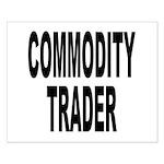 Stock Trader Small Poster