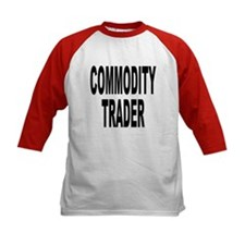 Stock Trader (Front) Tee