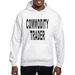 Stock Trader (Front) Hooded Sweatshirt