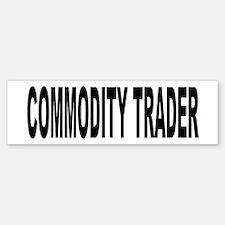 Stock Trader Bumper Bumper Bumper Sticker
