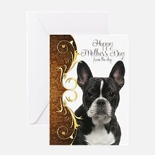 Frenchie Mother's Day Card