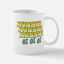 Aussie Aussie Aussie OI OI OI Mugs