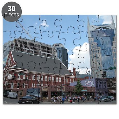 CMA Fest 2007 Nashville Puzzle