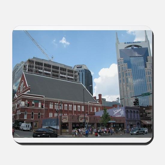 CMA Fest 2007 Nashville Mousepad