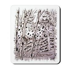 Appaloosa In Trees Mousepad