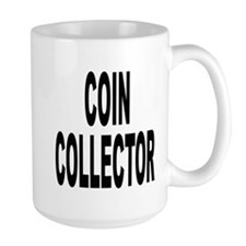Coin Collector Mug