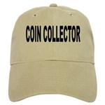 Coin Collector Cap