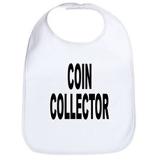 Coin Collector Bib