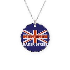 221B Union Jack Necklace