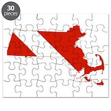 Massachusetts Diver Puzzle