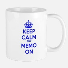 keep calm memo Mugs