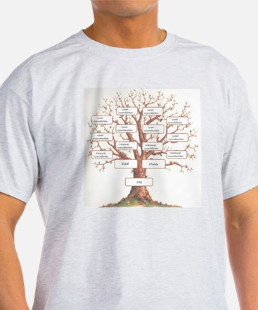 Ancestor Tree T-Shirt