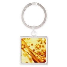 Christmas003 Square Keychain