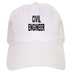 Civil Engineer Baseball Cap