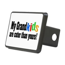 Grandkids Cuter Than Yours Rectangular Hitch Cover