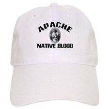 Apache Native Blood Baseball Cap