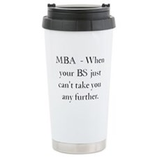 MBA Travel Mug