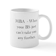 MBA Small Mug