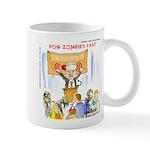 Starving Zombies And Glenn Beck Mugs