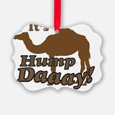 Hump Day Camel Ornament