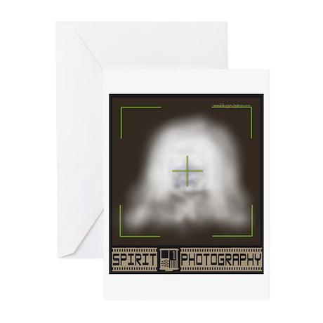 Spirit Photography Greeting Cards (Pk of 10)