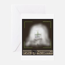 Spirit Photography Greeting Cards (Pk of 10)