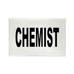 Chemist Rectangle Magnet (10 pack)