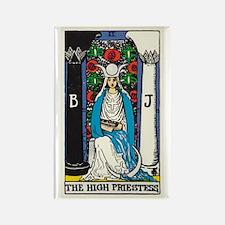 HIGH PRIESTESS TAROT CARD Magnets