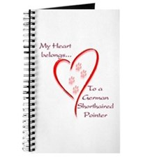 GSP Heart Belongs Journal