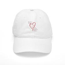GSP Heart Belongs Baseball Cap
