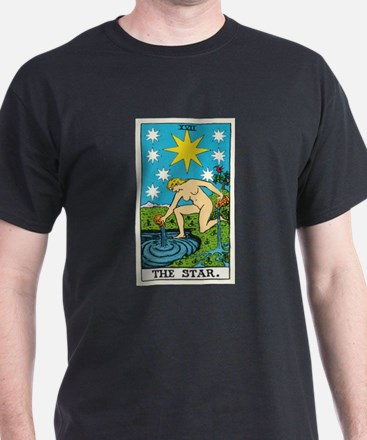 THE STAR TAROT CARD T-Shirt