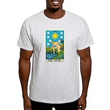 THE STAR TAROT CARD T-Shirt