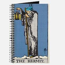 THE HERMIT TAROT CARD Journal