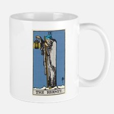 THE HERMIT TAROT CARD Mugs