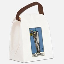 THE HERMIT TAROT CARD Canvas Lunch Bag