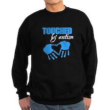 Touched Autism2D Sweatshirt